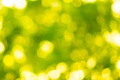 Goldene gelbe Hintergrund Zusammenfassung Lizenzfreie Stockfotos