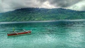 Goldene Insel Stockfotos