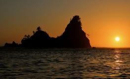 Goldene Inseln lizenzfreies stockfoto