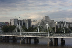 Goldene Jubiläum-Brücken Lizenzfreies Stockfoto