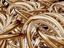 Goldene Knoten vektor abbildung