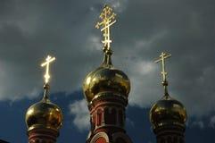 Goldene Kuppel Stockbilder