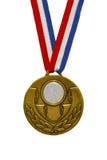 Goldene Medaille Stockfotografie