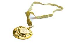 Goldene Medaille Stockbilder