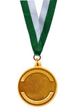 Goldene Medaille Stockfotos