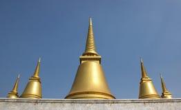 Goldene Pagode Lizenzfreie Stockbilder