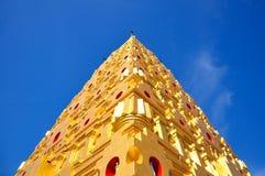 Goldene Pagode Stockbilder