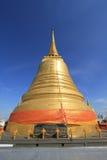 Goldene Pagode bei Wat Sraket, Bangkok, Thailand lizenzfreies stockfoto