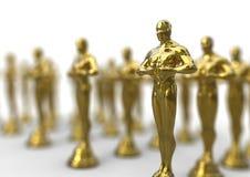 Goldene Preise Lizenzfreie Stockbilder