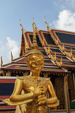 Goldene Skulptur lizenzfreies stockfoto