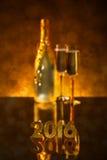 Goldene Tabellen 2016 Stockfotos
