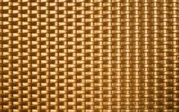 Goldene Webart lizenzfreies stockbild