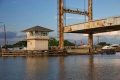 Goldene Wiese, Louisiana lizenzfreies stockbild
