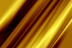 Goldener abstrakter Hintergrund Stockfoto