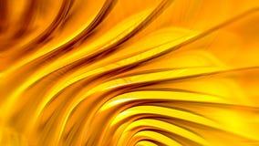 Goldener abstrakter Hintergrund stock footage
