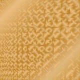 Goldener abstrakter Hintergrund Lizenzfreie Stockfotografie