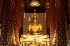 Goldener Buddha Lizenzfreies Stockfoto