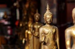Goldener Buddha Stockfotografie