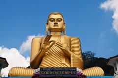 Goldener Buddha Lizenzfreies Stockbild