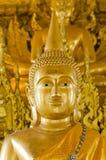 Goldener Buddha Lizenzfreie Stockbilder