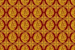Goldener Drachehintergrund Stockfotos