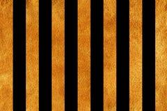 Goldener gestreifter Hintergrund Lizenzfreies Stockfoto