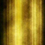 Goldener grunge Hintergrund Lizenzfreie Stockfotografie