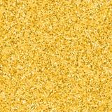 Goldener Hintergrund des Funkelns vektor abbildung