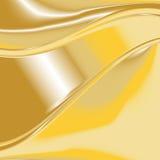 Goldener Hintergrund 7 Raster-Raster Stockfotografie