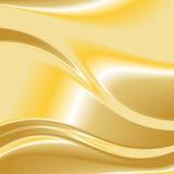 Goldener Hintergrund 4 Raster-Raster Stockfotografie