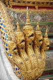Goldener König von Nagas Lizenzfreies Stockbild
