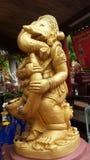 Goldener Mönch Lizenzfreie Stockbilder