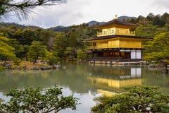 Goldener Palast stockbilder
