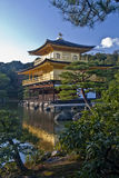 Goldener Pavillon, Kyoto-Seite View2 Stockfotos