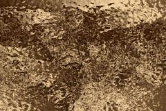 Goldener Plattenhintergrund und glänzendes Goldmaterial, Legierung vektor abbildung