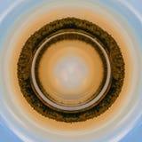 Goldener Ring der Natur Lizenzfreies Stockbild