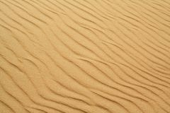 Goldener Sand auf dem Strand 12 Stockfoto