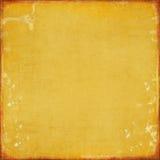 Goldener schäbiger Hintergrund Stockfotos