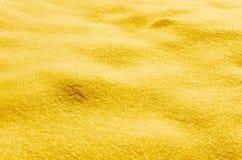 Goldener Schnee stockbild