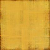 Goldener strukturierter Hintergrund lizenzfreie abbildung