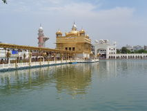 Goldener Tempel stockbilder