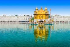 Goldener Tempel Stockfotografie