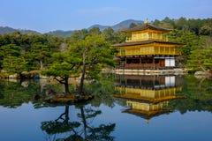 Goldener Tempel Stockfotos