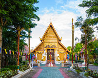 Goldener Tempel Stockbild