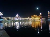 Goldener Tempel, Amritsar Stockfoto