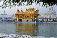 Goldener Tempel, Amritsar, Punjab, Indien Lizenzfreie Stockfotos