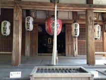 Goldener Tempel in Kyoto Stockfotos