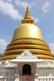 Goldener Tempel, Sri Lanka Lizenzfreie Stockfotografie