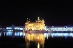 Goldener Tempel von Amritsar Stockfotos