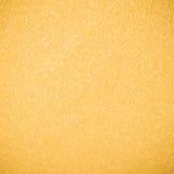 goldenes aufbereitetes Papier Lizenzfreies Stockfoto